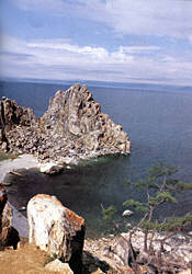 Baikal. Photo A.Freydberg